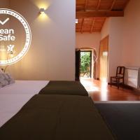 Villa Chanca (Casa do Rossio na Chanca), hotel em Penela