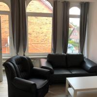 Bunde - Schöne 2 Zimmer Wohnung, Hotel in Bunde