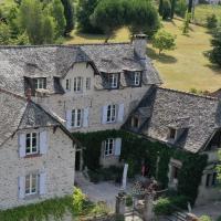 Le Clos St Georges, hotel in Entraygues-sur-Truyère