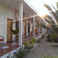 Kanús Habitaciones Familiares, hotel em Ayangue