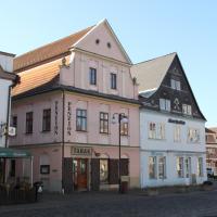 Penzion Koudela, hotel v České Kamenici