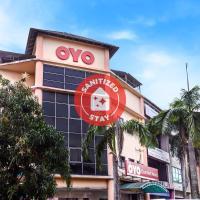 OYO 828 Comfort Hotel Shah Alam, hotel di Shah Alam