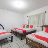 OYO La Calenda, hotel en Tlacolula de Matamoros