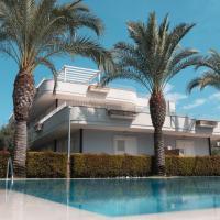 Villa Galati Resort, hotell i Mascali