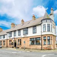 The Castle Hotel, hotel in Berwick-Upon-Tweed