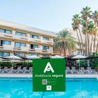 Royal Al-Andalus, hotel en Torremolinos