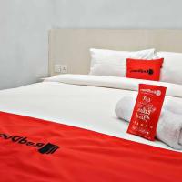 RedDoorz CBD Polonia Medan, hotel poblíž Letiště Polonia - MES, Medan