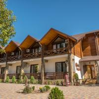 Парк Хаджох, отель в Каменномостском