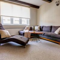 Krynica Apartamenty 100m Duży Apartament, Salon + 3 sypialnie przy Deptaku