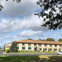 Quality Inn near Toms River Corporate Park, hotel in Manchester Township