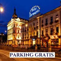Hotel Europejski, отель в Кракове