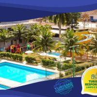 Caribe Park Hotel, hotel en Cabo Frío