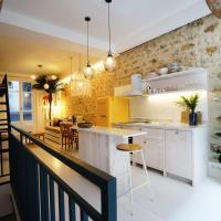 Splendid studio close to QUAIS DE SEINE