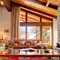 Chalet Zen Zermatt, 100m from Ski Lift and Piste