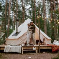 Hygge Camp Gulf of Finland, отель в городе Kuolemayarvi