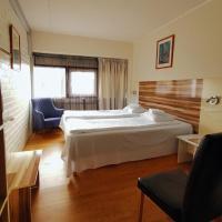 Arkadia Hotel & Hostel & Ravintola, отель в Хельсинки