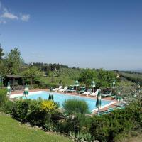 Hotel Villa Belvedere, hotel in San Gimignano