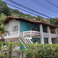 Casa Rústica de praia Angra