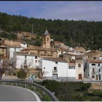 """Casa """"El portalet""""- VT-38285-CS, hotel in Veo"""