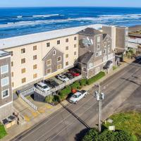 Elizabeth Oceanfront Suites, Ascend Hotel Collection, hotel in Newport