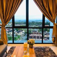 Royal Richmond a new apartment., hotel near Kuching Airport - KCH, Kuching