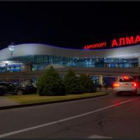 Apartment on Akhmetova 10, hotel near Almaty International Airport - ALA, Almaty
