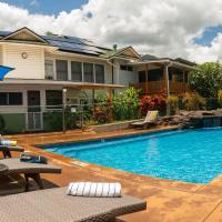 Wailuku Guesthouse, hotel in Wailuku