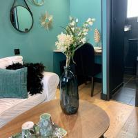 Be Cottage Hotel, hotel in Le Touquet-Paris-Plage