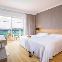 Hotel Simbad Ibiza & Spa, hotel en Talamanca