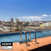Negresco Princess 4* Sup, hotel a Barcellona