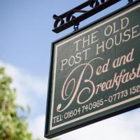 The Old Post House, hotel in Naseby