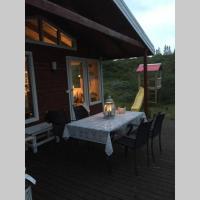 Golden Circle cozy cabin eða lítill sætur bústaður rétt við Selfoss