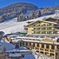 Hotel Berner, hotel v destinaci Zell am See