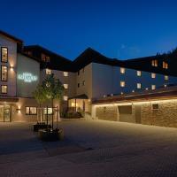 Hotel Interest of Bavaria, отель в Оберштауфене