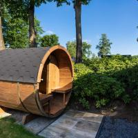 SL Comfort 6 personen Sauna
