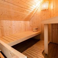 SL Villa Superieur Sauna 7 personen