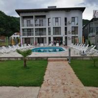 Vila Hercules, hotel in Dubova