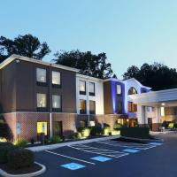 Holiday Inn Express Hotel & Suites West Chester, hotel in Concordville