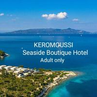 KEROMOUSSI SEASIDE BOUTIQUE HOTEL - Adult only, hotel in Meganisi