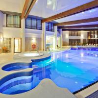 Hotel Dom Zdrojowy Resort & SPA – hotel w Jastarni