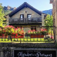 Hotel Rural El Mirador de los Pirineos, hotel in Santa Cruz de la Serós