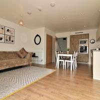 The Oatland Glasgow - Luxury house with private garden & parking