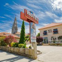 Hotel Arce, hotel en Baiona