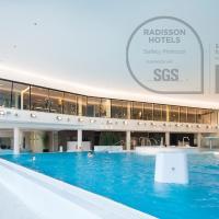 Park Inn by Radisson Meriton Conference & Spa Hotel Tallinn, отель в Таллине