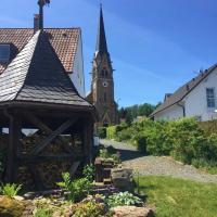 Ferienoase am Schwürbitzer Dom, hotel u gradu 'Lichtenfels'