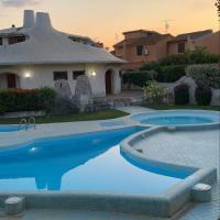 Villa colle, hotel a Lido dei Pini