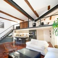 Beautiful and large duplex 100m from the sea