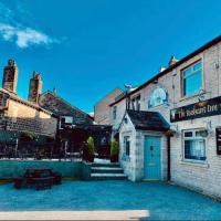 The rushcart inn, hotel in Sowerby Bridge