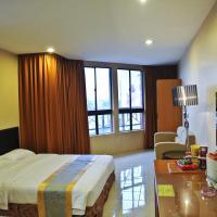 雲台山酒店,巴生的飯店