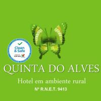 Quinta Do Alves, hotel in Paços de Ferreira